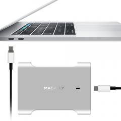 Macally CHARGER61 MacBook/Pro charger with magnetic USB-C cable